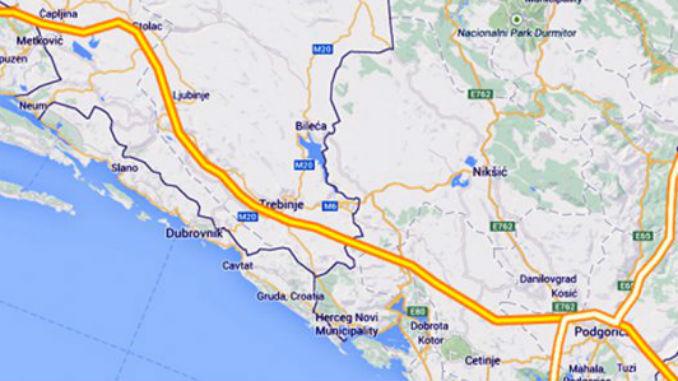 Jadransko Jonski Autoput Stigao Do Capljine Kada Ce Do Crne Gore